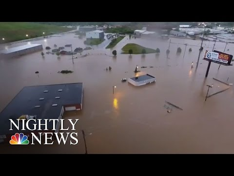 Parts Of Missouri, Arkansas Remain Flooded | NBC Nightly News