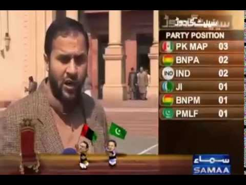 SENATE ELECTION 2015 PAKISTAN