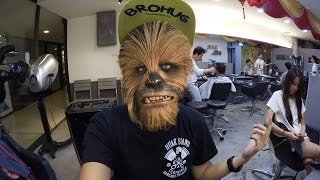 I am Chewbacca!! [Vlog]