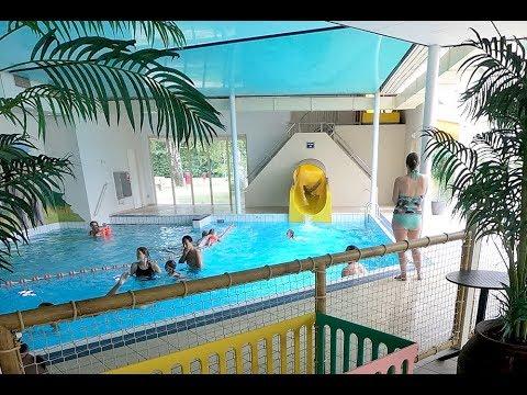 Beekse Bergen Zwembad.Zwembad Van Vakantiepark Beekse Bergen Parkvakanties
