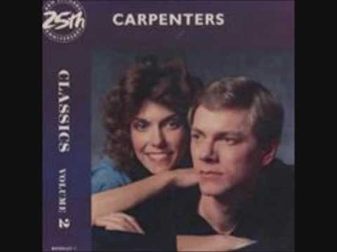 """The Carpenters """"Tryin' to Get the Feeling Again"""""""