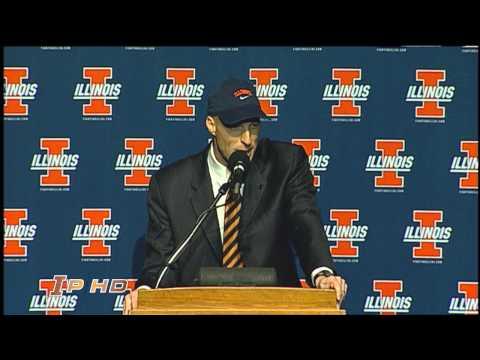 Men's Basketball Coach John Groce Presser 3/29