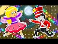 Lion Family Channel 🎖️ Fairy Tales #21. The Steadfast Tin Soldier | Cartoon for Kids
