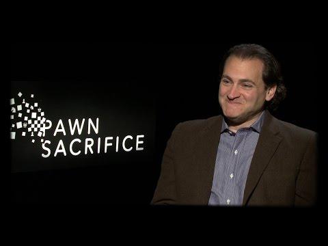 Josh Macuga Interviews Michael Stuhlberg (Pawn Sacrifice)
