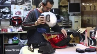 Как мы делаем шлем Хищник
