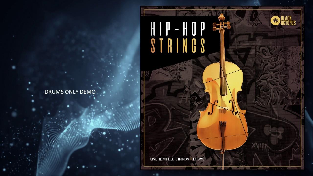 Hip Hop Strings (live recorded samples & drums)