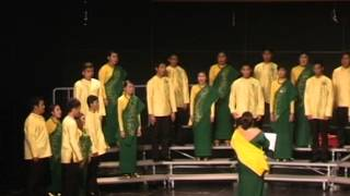 ANGRY BIRDS, Ari Pulkkienen / arr. Saunder Choi - UNIVERSITY OF THE VISAYAS CHORALE