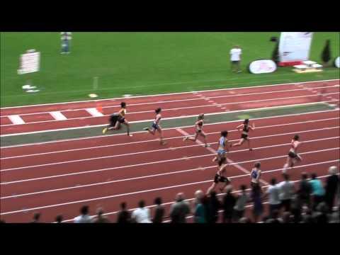 Finale B Championnats Suisses 200m