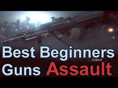 Battlefield 4 :All Weapons Campaign - YouTube
