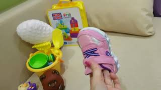 Покупки для доньки на весну ( одяг , іграшки)