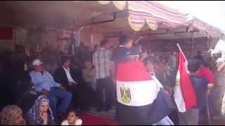 Workers festival of new Suez Canal