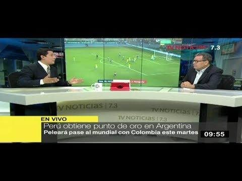 Radio Nacional transmitirá el partido Perú vs. Colombia este martes