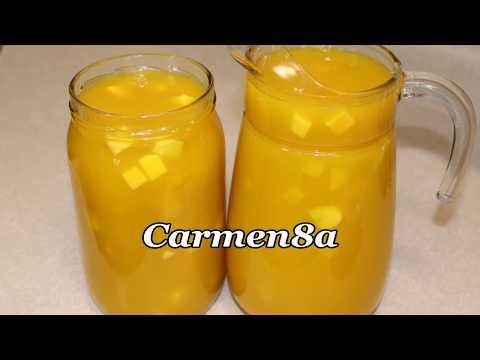 Jarabe Miel almivar de Mango para Negocio