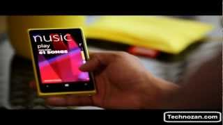 nokia lumia 920 first on hand officially review first windows phone 8 with wireless charging
