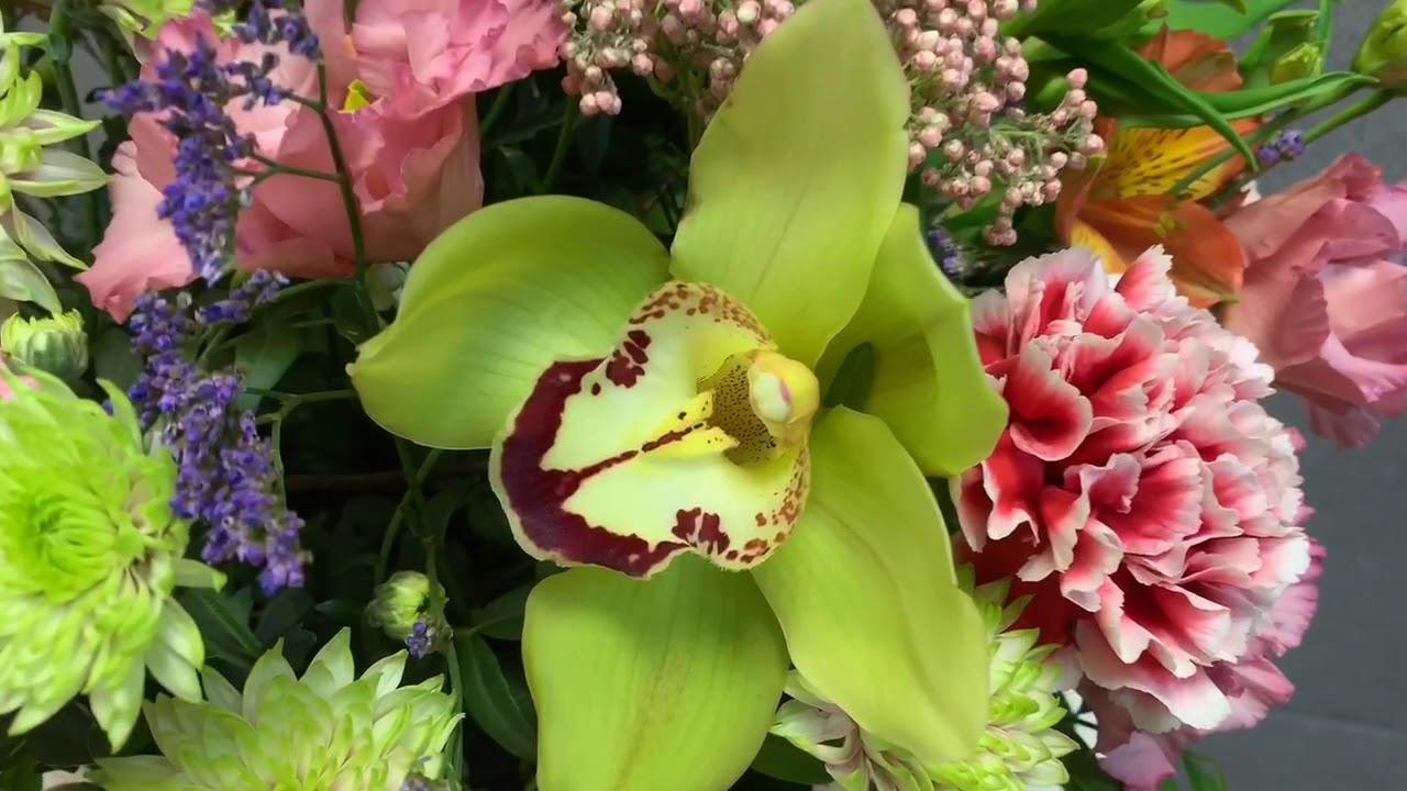 Цветы с доставкой в риме