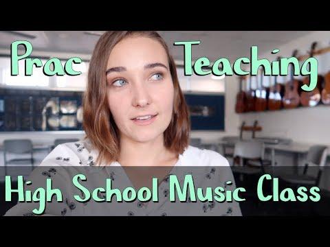 Tips for Prac Teaching High School Music | insidethismusicbox