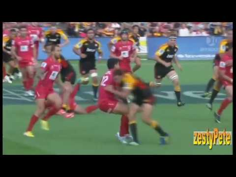 Rugby BIGGEST HITS 2017, High Tackles