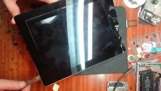 Ремонт Apple iPad 4 замена тачскрина в Киеве