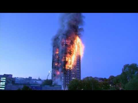 Brandgefahr: Fassade wie Londoner Grenfell Tower – Hochhaus in Wuppertal geräumt