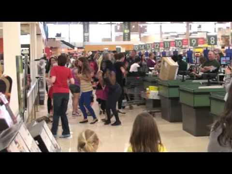 Cambridge Zehrs Flash mob