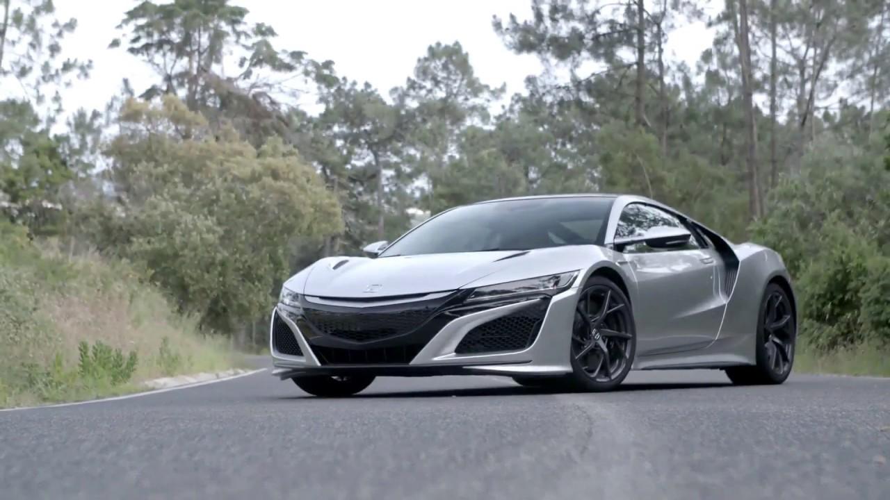honda nsx 2017 new supercar from honda youtube