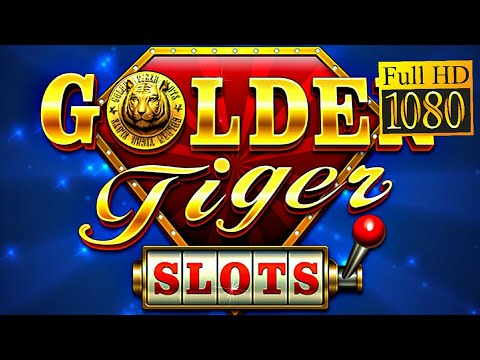 Golden Tiger Slots- Free Vegas 'Look Great' Game Review 1080p Official International Games System