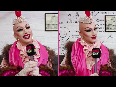 Sasha Velour Takes 'The Most Impossible Drag Race Quiz'