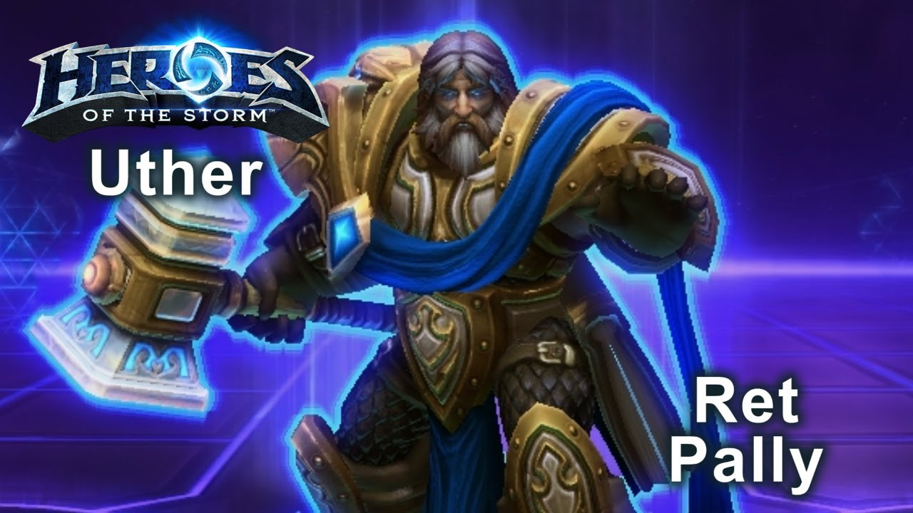 Heroes Of The Storm Build Uther