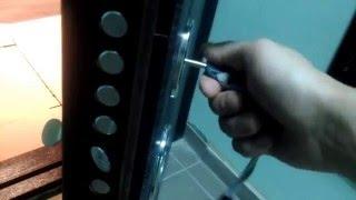 Входные двери Страж Престиж от магазина - Vsidveri kiev ua(Входные двери страж - коллекция престиж - модель Темпо. Дверь оснащена: Замок - Двух системный замок