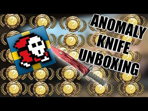 ANOMALY KNIFE UNBOXING! INSANE ACE AWP CLUTCH! HUMAN AIMBOT! CSGO FUNNY/PRO MOMENTS #20! WTF
