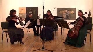Johannes Brahms - Piano Quartet no.1, Op.25 - II.Intermezzo.Allegro ma non troppo