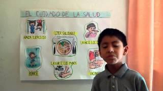 El cuidado de la salud en niños: presentación de niño de 7 años