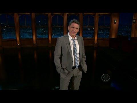 Late Late Show with Craig Ferguson 5/3/2011 Geoffrey Rush, OK Go