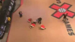 Jack brown x games accident