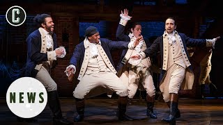 Hamilton May Be Coming To Theaters