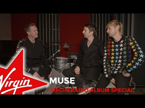 Virgin Radio Album Special - Muse - Simulation Theory Mp3