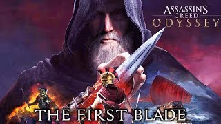 Assassin's Creed Odyssey - LEGACY OF THE FIRST BLADE All Cutscenes Movie (Complete Edition) HD