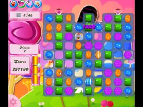 Candy Crush Saga Level 2550 - NO BOOSTERS