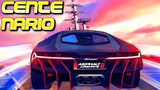 QUEEN OF THE GAME! Lamborghini Centenario (Rank 1609) Multiplayer in Asphalt 8