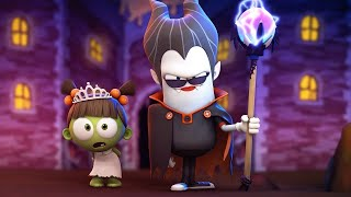 Spookiz | 학교 놀이에있는 무서운 마법사 Cula | 어린이 만화 | 어린이를위한 비디오 | WildBrain
