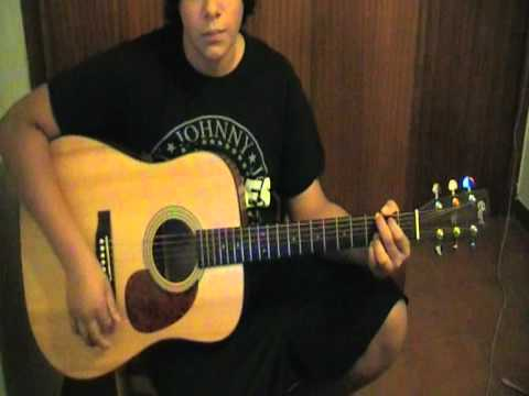 Best of me - SUM 41 [Acoustic Guitar Cover] - YouTube