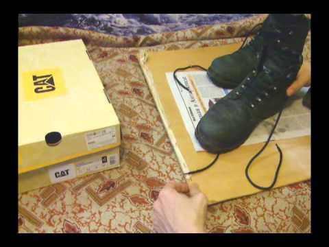 Ботинки зимние Cat / Caterpillar BROADSIDE FUR