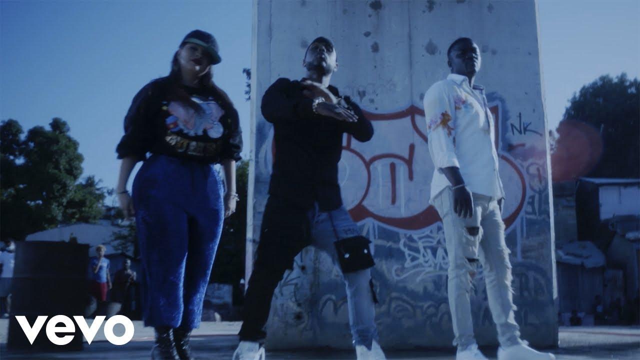 Akon, Musicologo The Libro, Melymel - Manejando