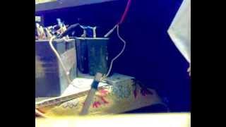 Эффект Юткина электрогидроудар. The effect Yutkin electrohydraulic