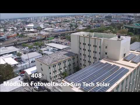 SOVENTIX - Solar Project Hospital Central de las Fuerzas Armadas, Santo Domingo