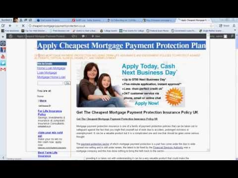 get-the-cheapest-mortgage-payment-protection-insurance-policy-uk