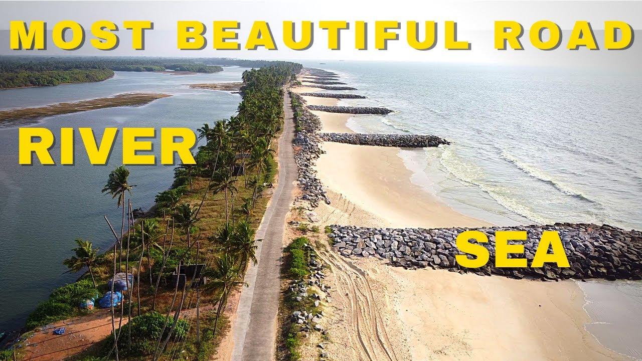 Udupi's MOST BEAUTIFUL ROAD and KAPU LIGHTHOUSE | Ep 8