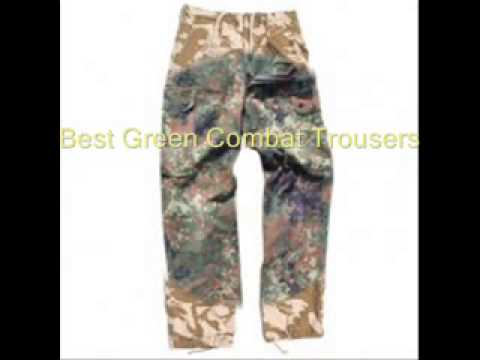 Best Green Combat Trousers For Military