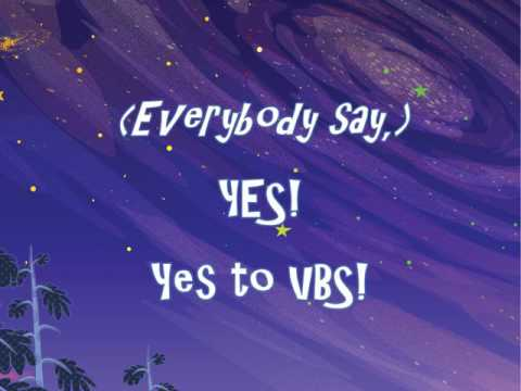 VBS 2017 Yes to VBS  Lyric Video
