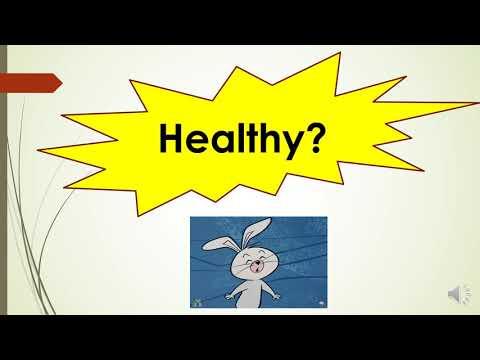 General Studies Series: Healthy Eating